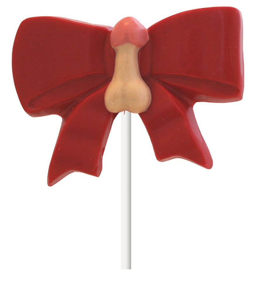 Bow with Penis on a Stick