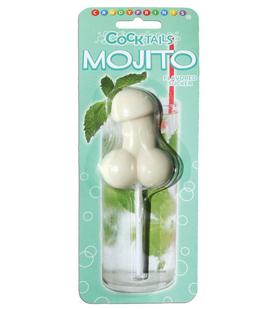 Cocktails Mojito Flavored Sucker