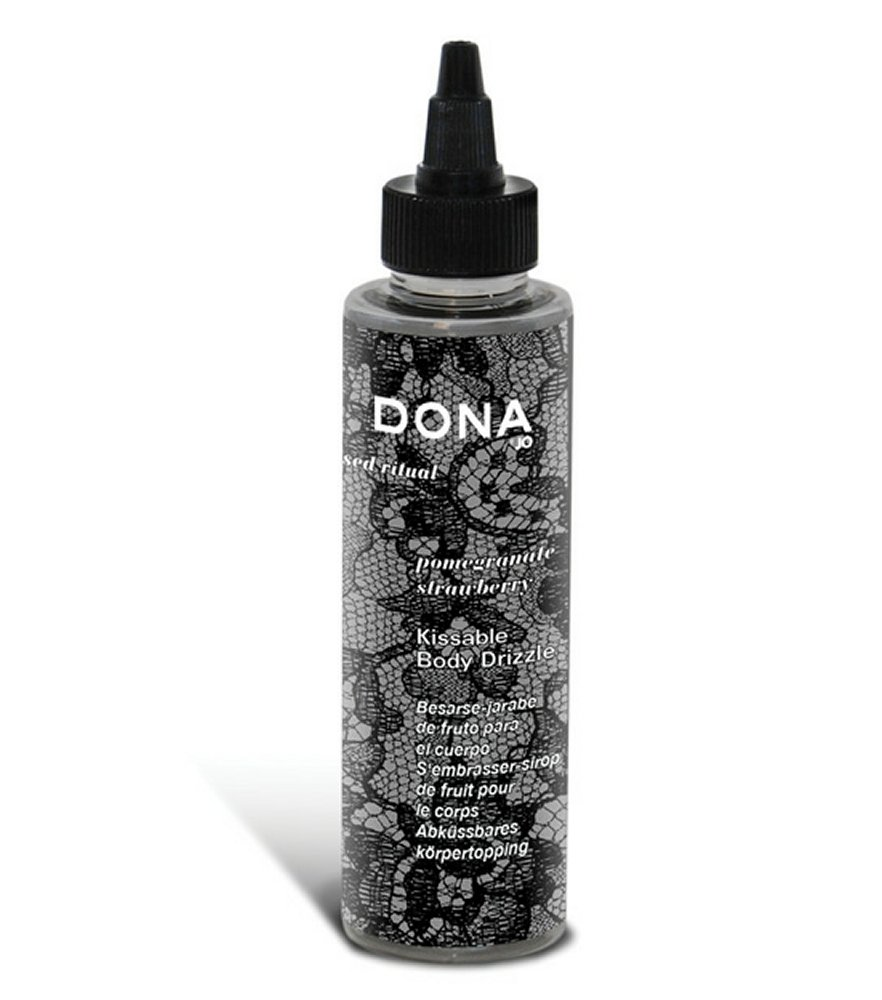 DONA by JO Pomegranate Martini Body Drizzle