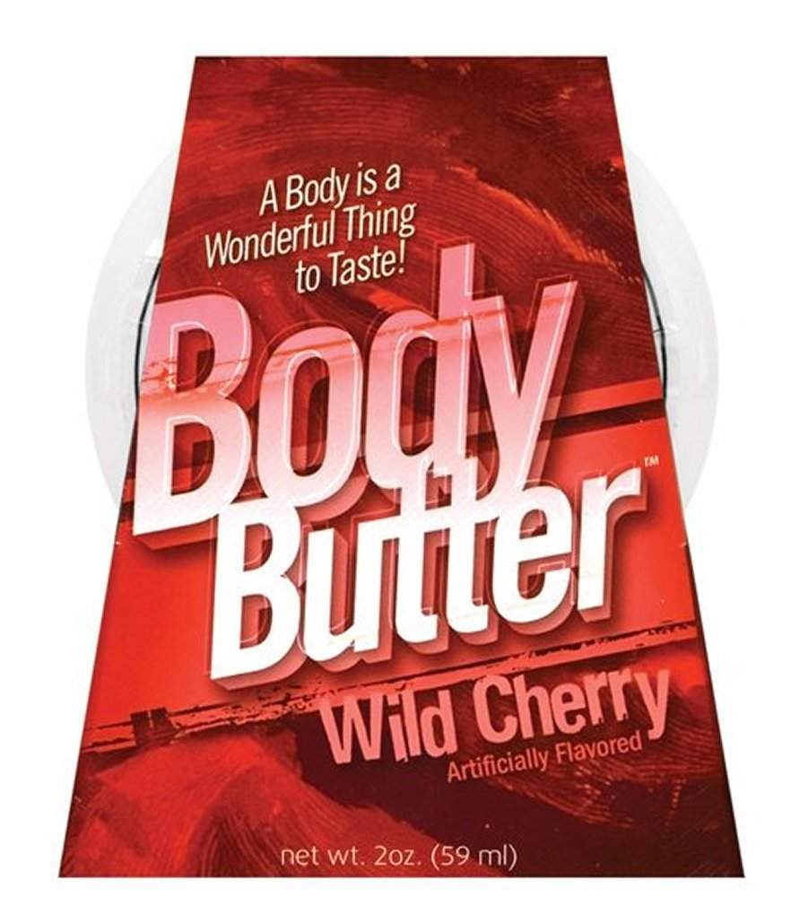 Body Butter Wild Cherry 2 oz