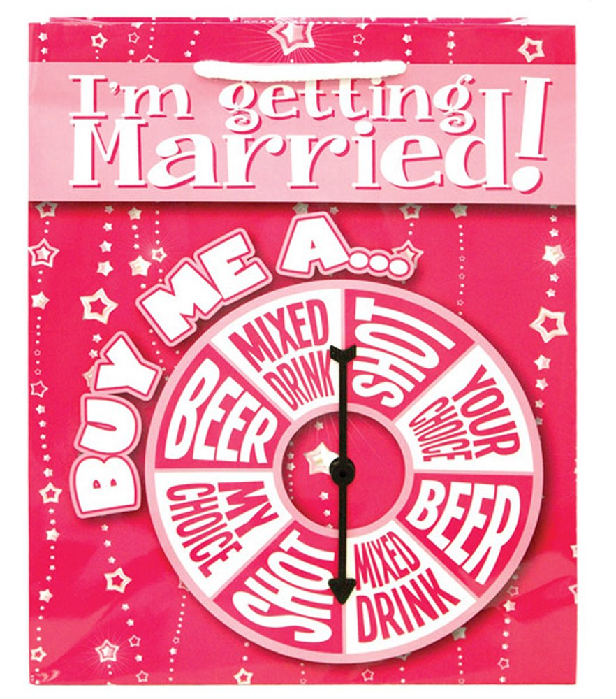 I'm Getting Married Buy Me A...Spinner Game