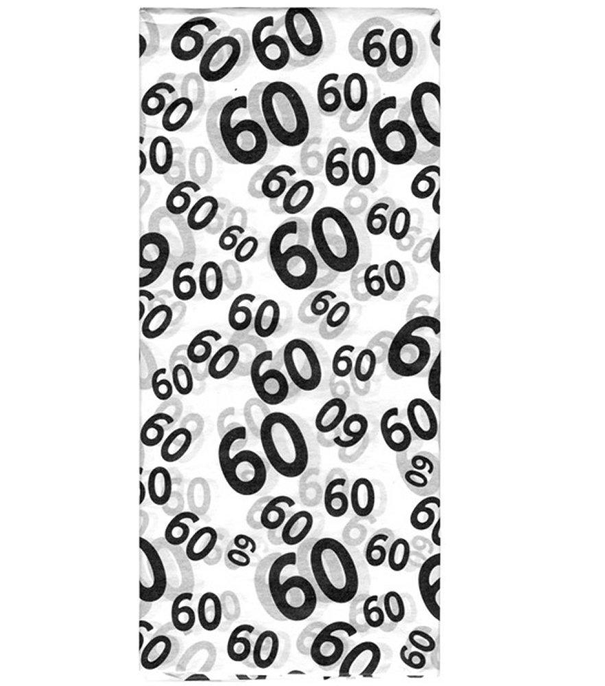 Age 60 Tissue Paper