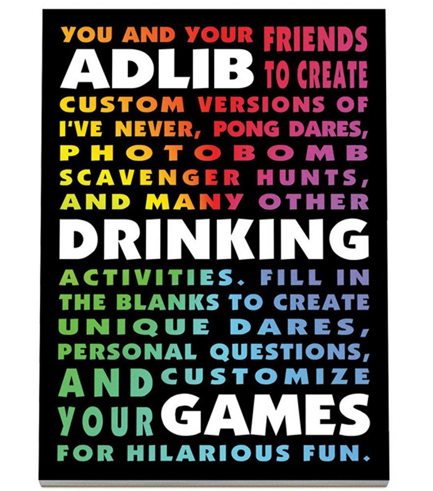 Drinking AdLibs