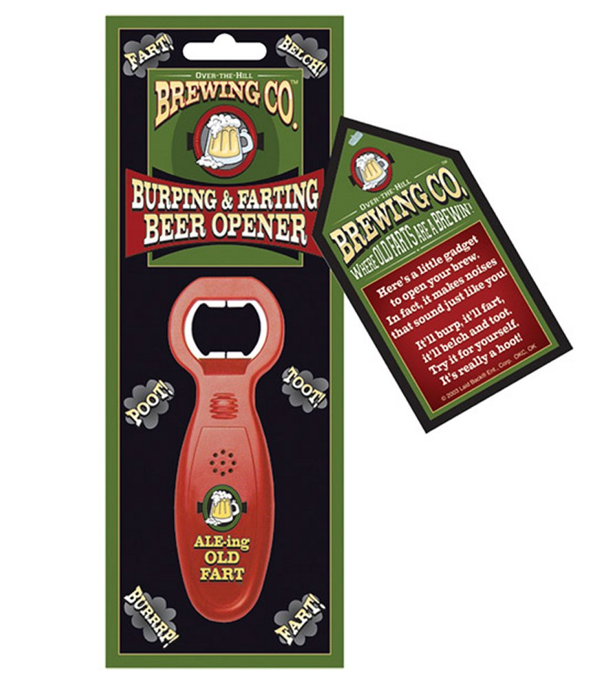 Aleing Old Fart Bottle Opener