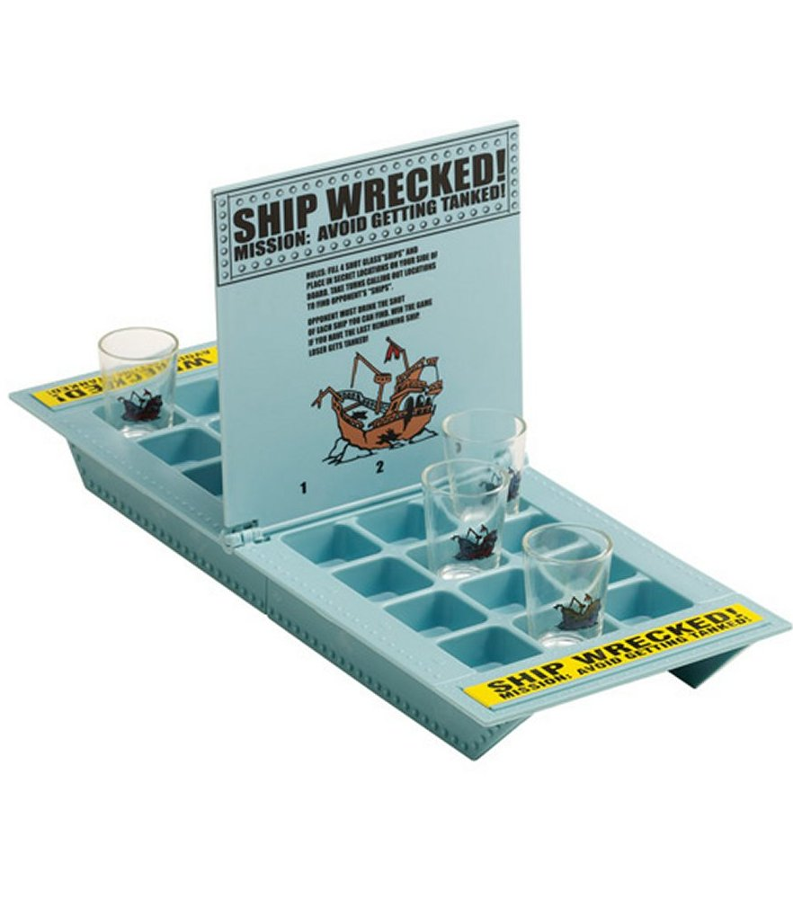 Ship Wrecked Drinking Game