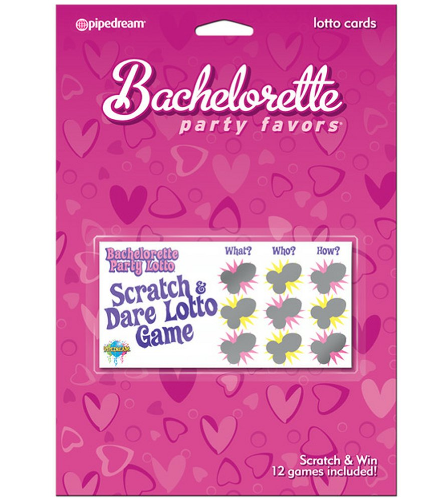 Bachelorette Party Favors Lotto