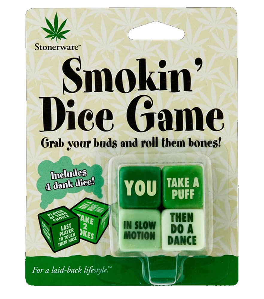 Smokin' Dice Game