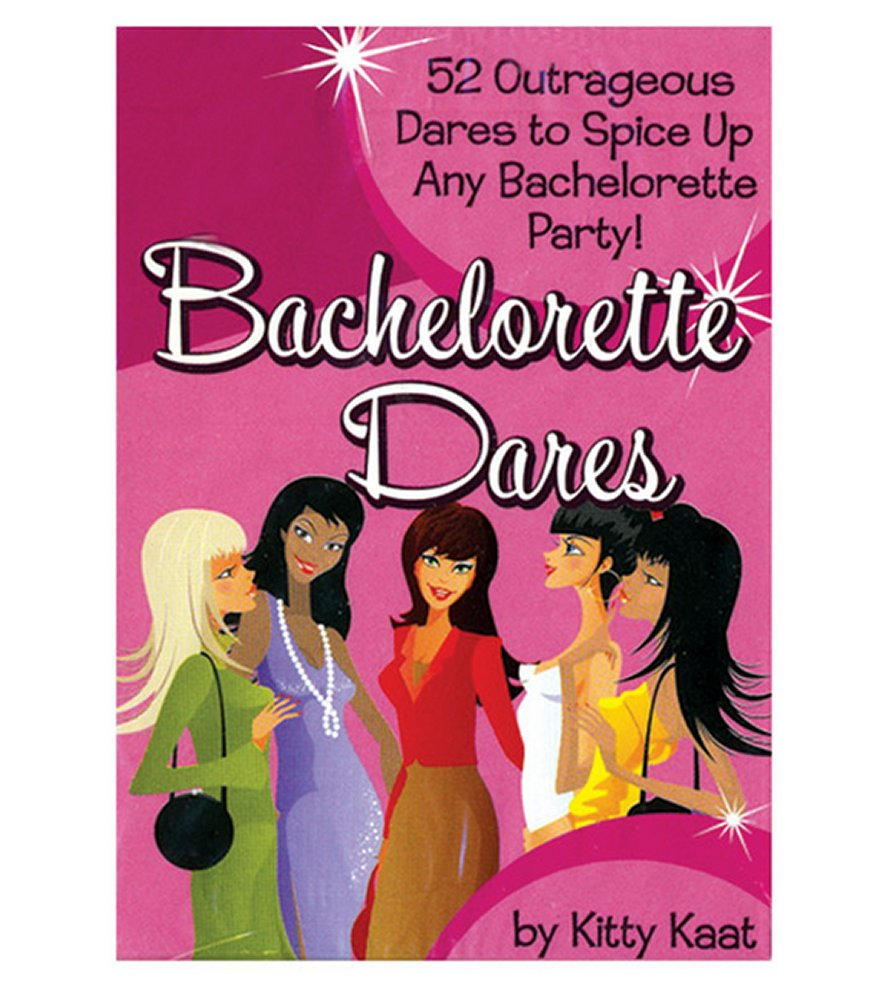 Bachelorette Dares Card Deck