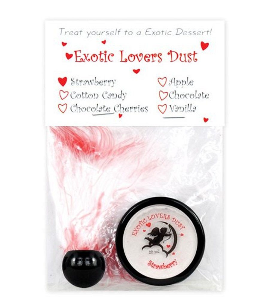 Exotic Lovers Dust Strawberry