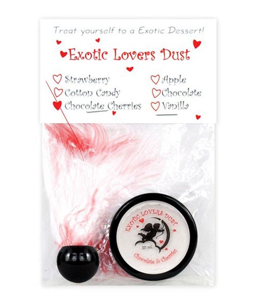 Exotic Lovers Dust Chocolate Cherries