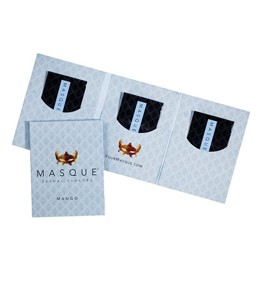 Masque Mango Sexual Flavors Wallet Singles