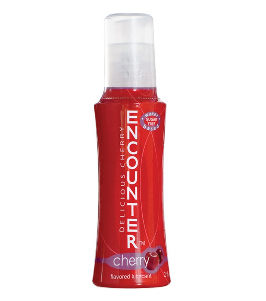 Delicious Encounter Female Cherry Flavored Lubricant