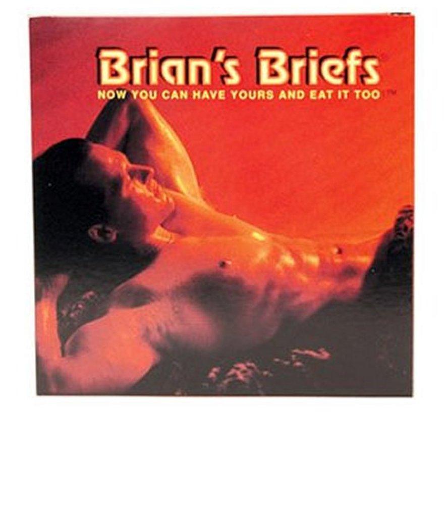 Brian's Briefs Edible Cherry Underwear