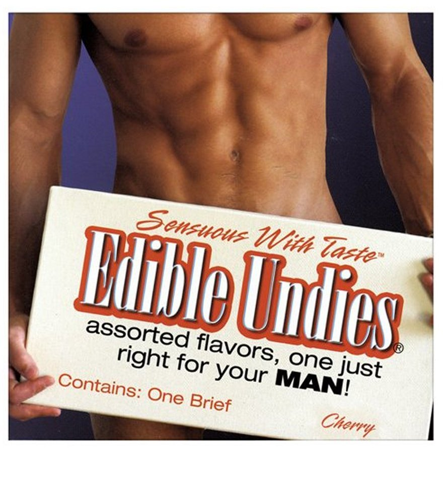 Men's Edible Cherry Undies