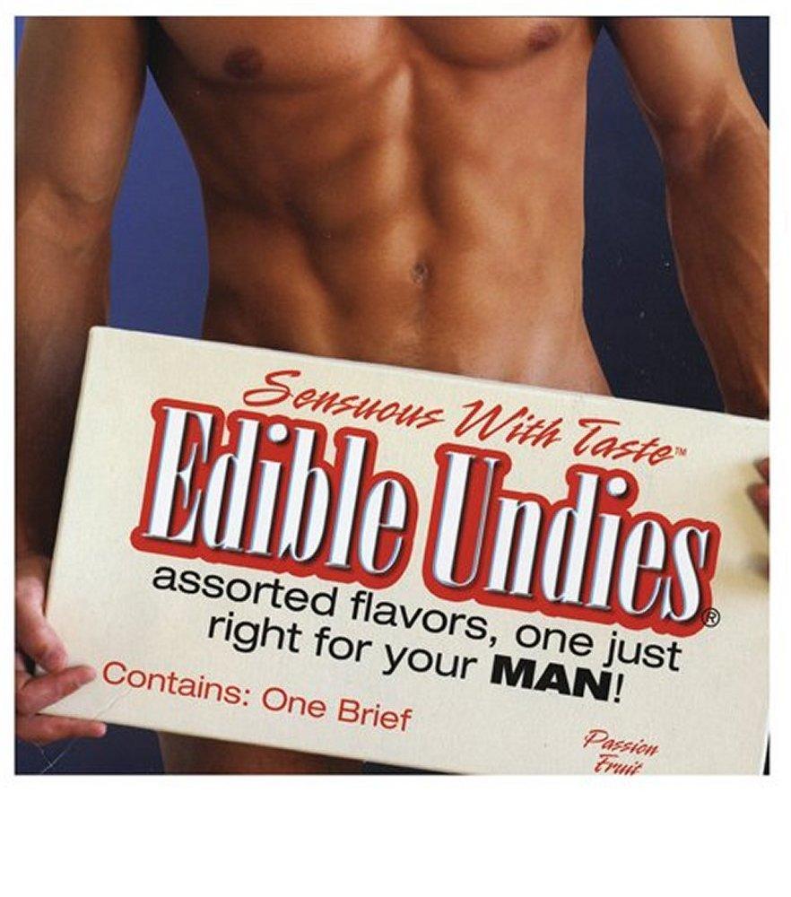 Men's Edible Passion Fruit Undies