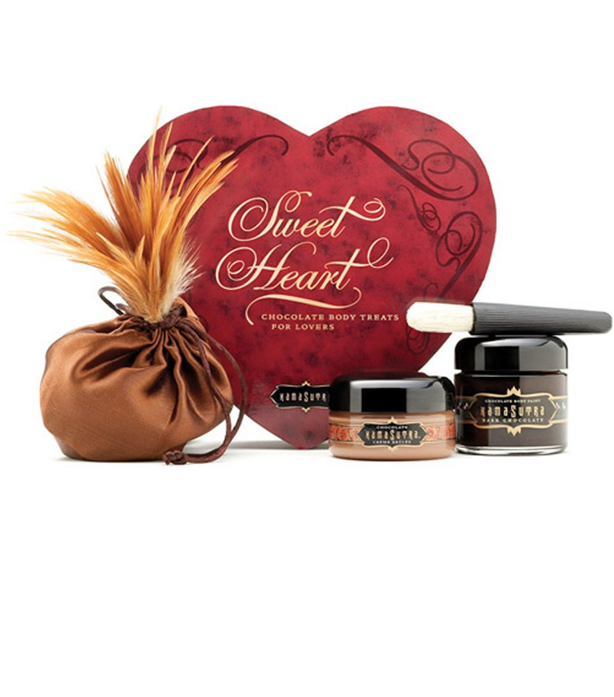 Kama Sutra Chocolate Sweet Heart Box