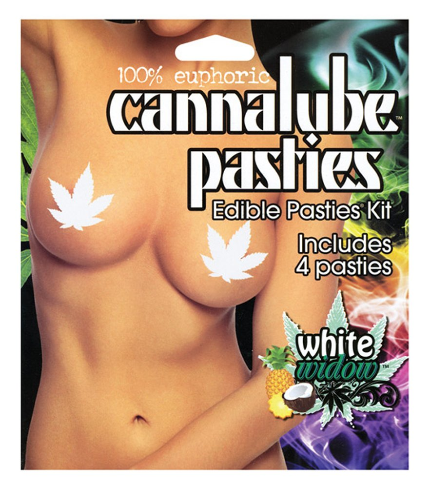 Cannalube White Widow Pasties