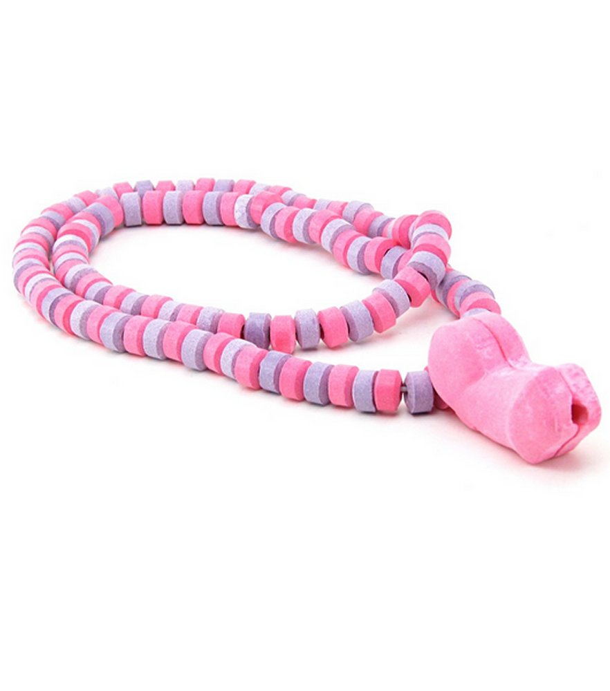 Pecker Candy Whistle Necklace