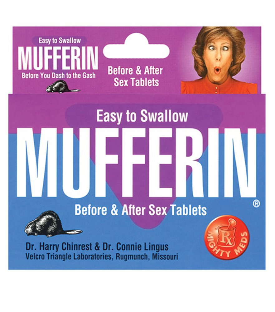 Mufferin Before & After Sex Tablets