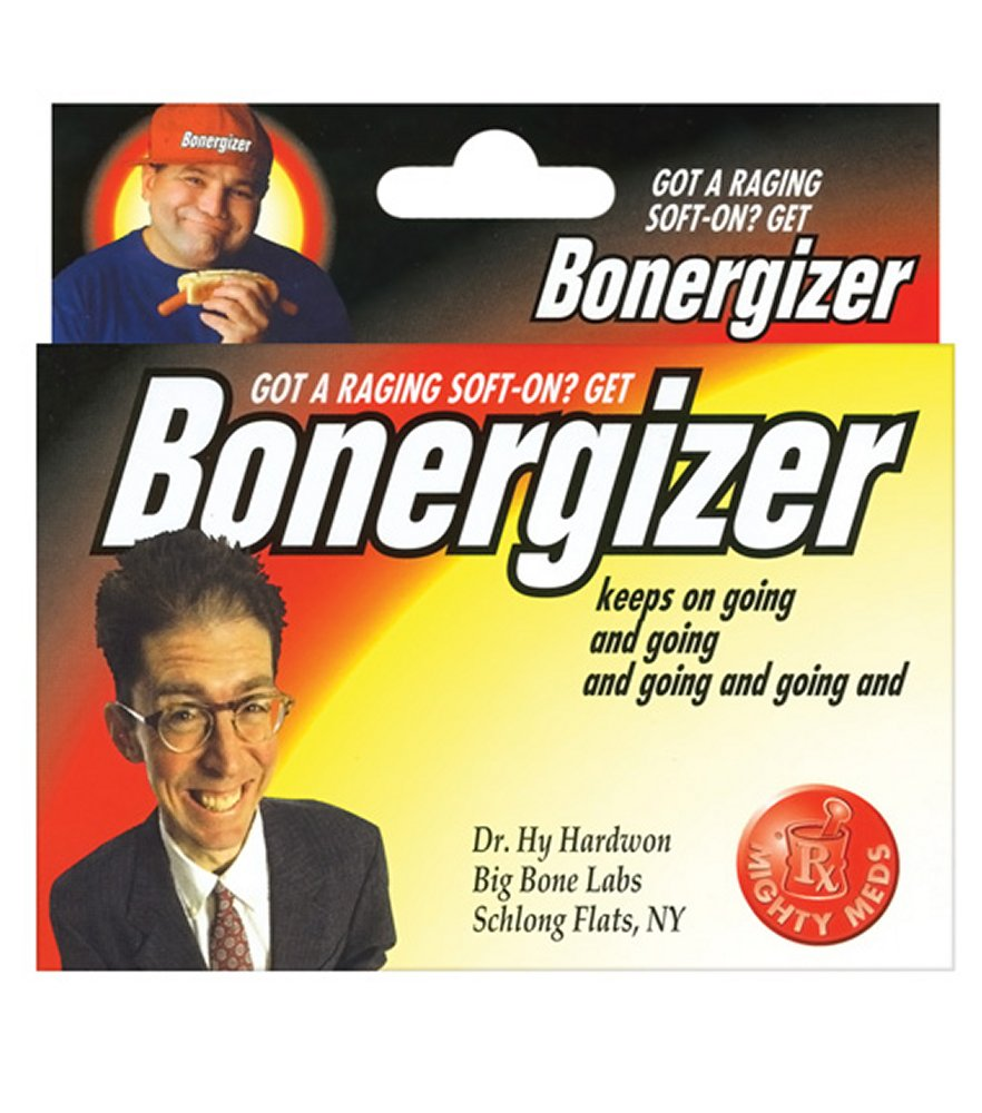Bonergizer Keeps On Going & Going