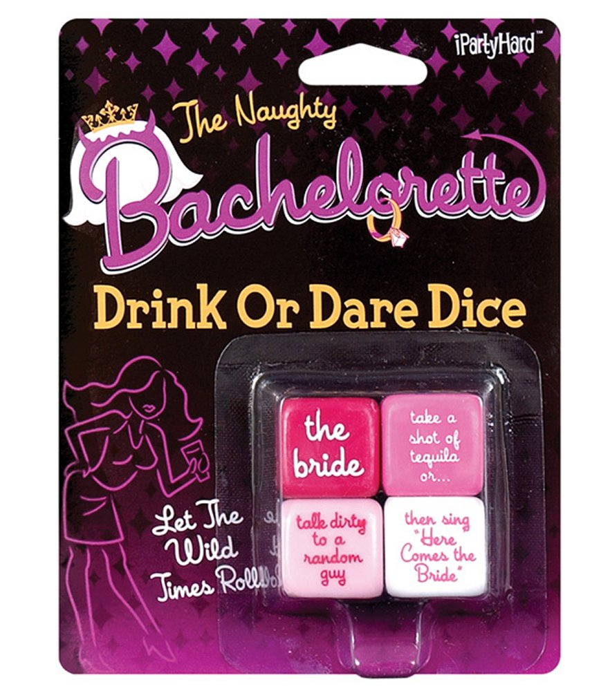 Drink or Dare Dice