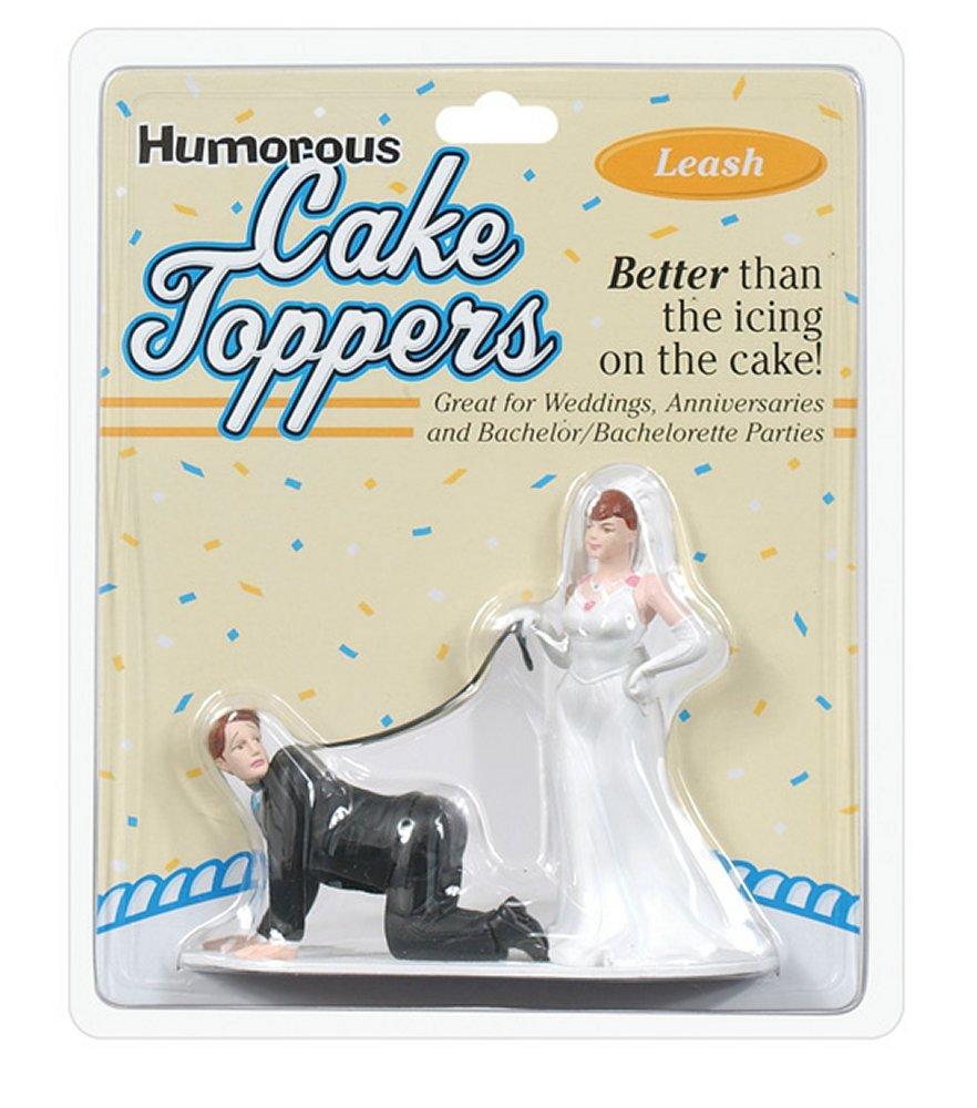 Leash Cake Topper