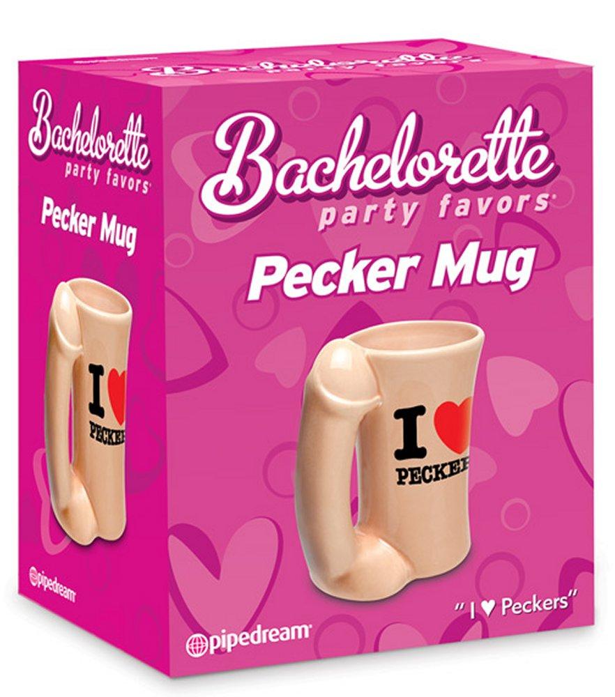 Pecker Mug