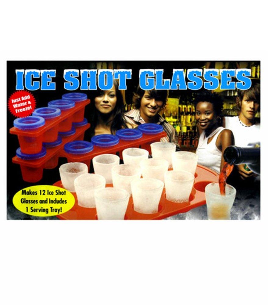 Ice Shot Glasses Set of 12