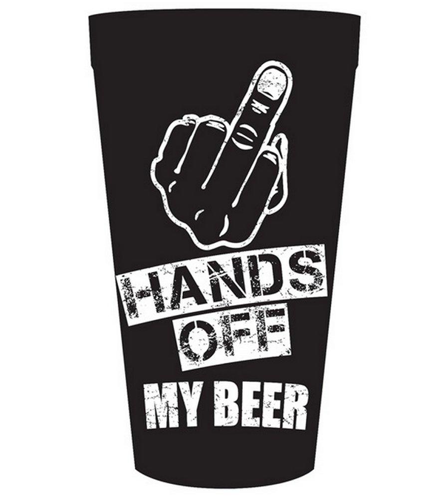 Hands Off My Beer Cup