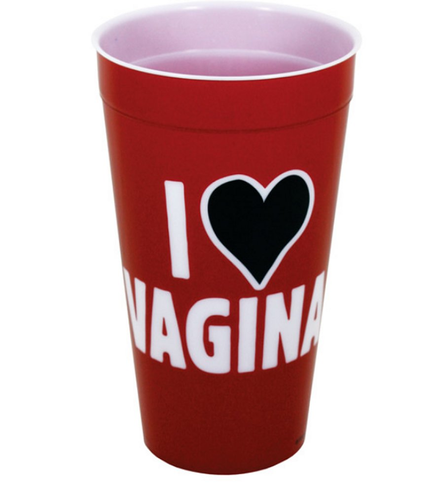 I Love Vagina Cup