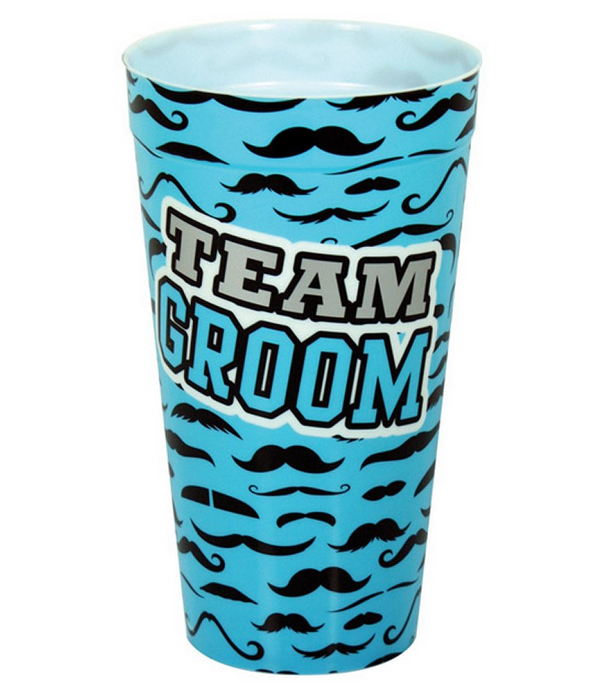 Team Groom Cup