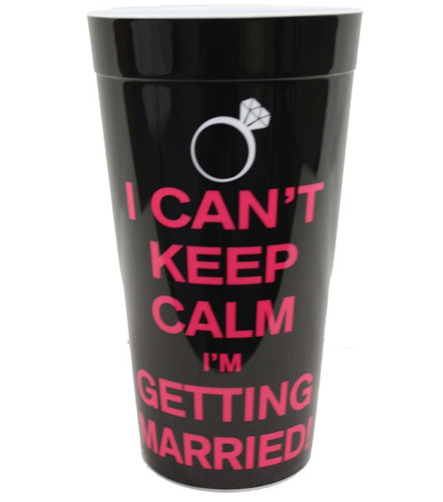 I Can't Keep Calm I'm Getting Married Drinking Cup