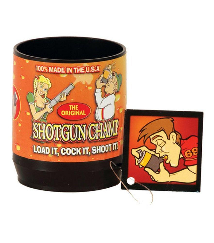 Shotgun Champ Shotgun Piercing Mug