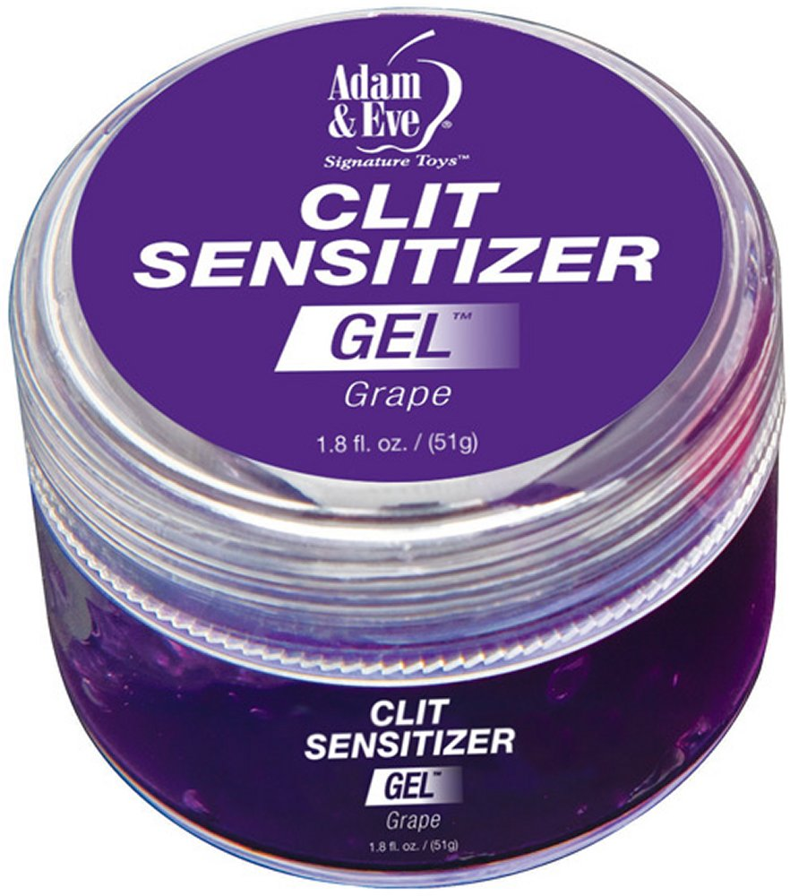 Adam & Eve Grape Clit Sensitizer Gel