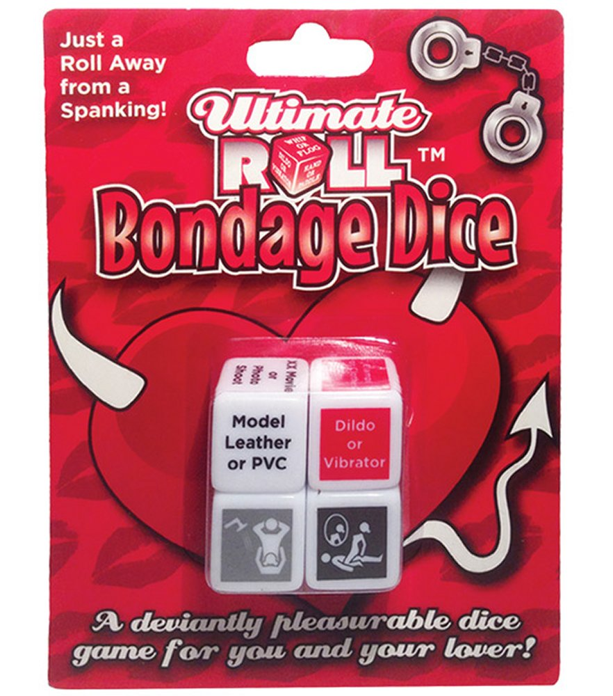 Ultimate Roll Bondage Dice Game