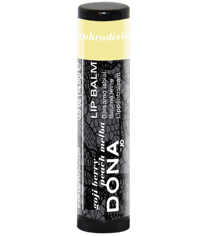 DONA by JO Goji Berry Peach Melba Lip Balm