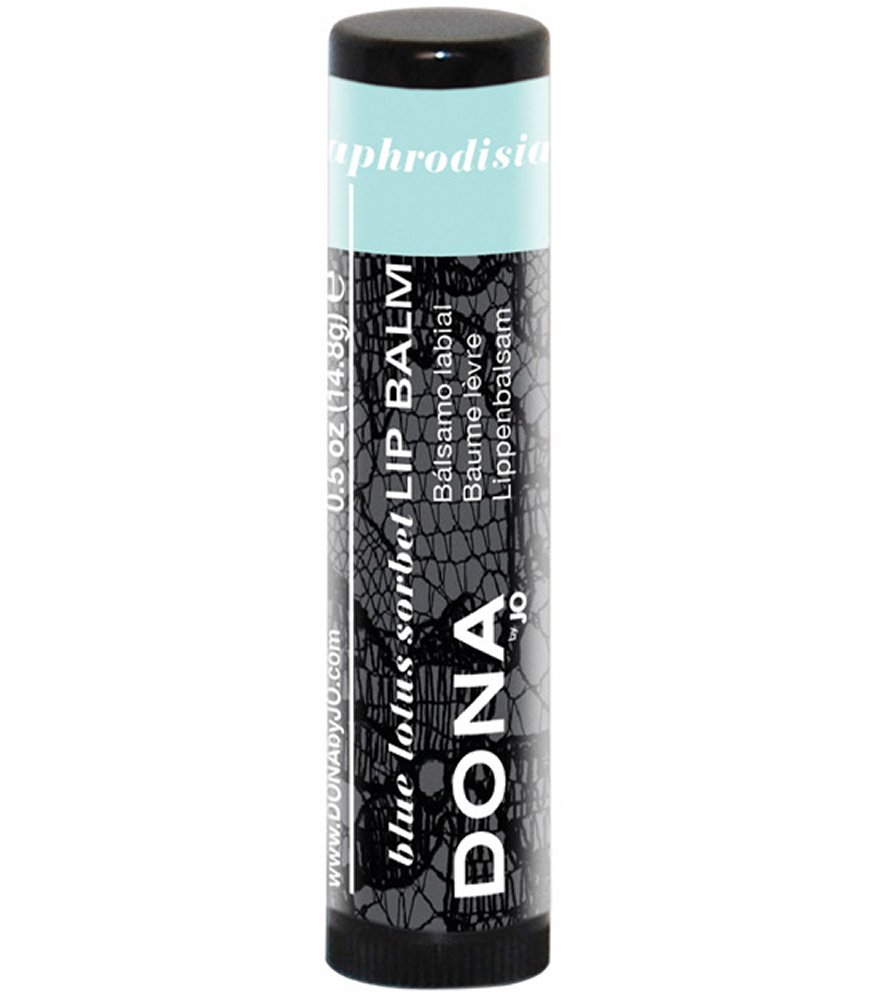 DONA by JO Blue Lotus Sorbet Lip Balm