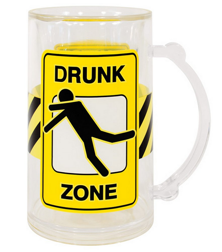 Drunk Zone Tankard