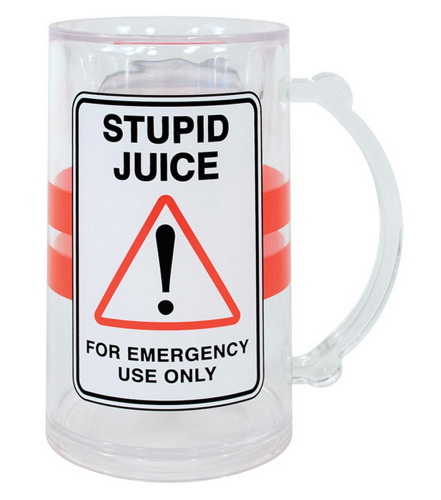 Stupid Juice Tankard