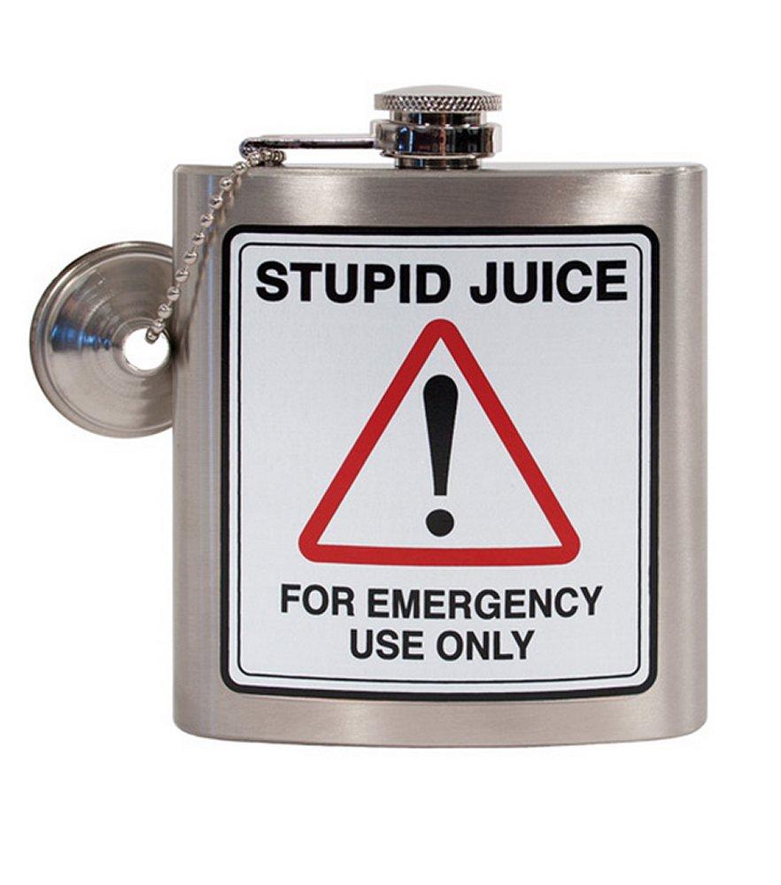 Stupid Juice Flask