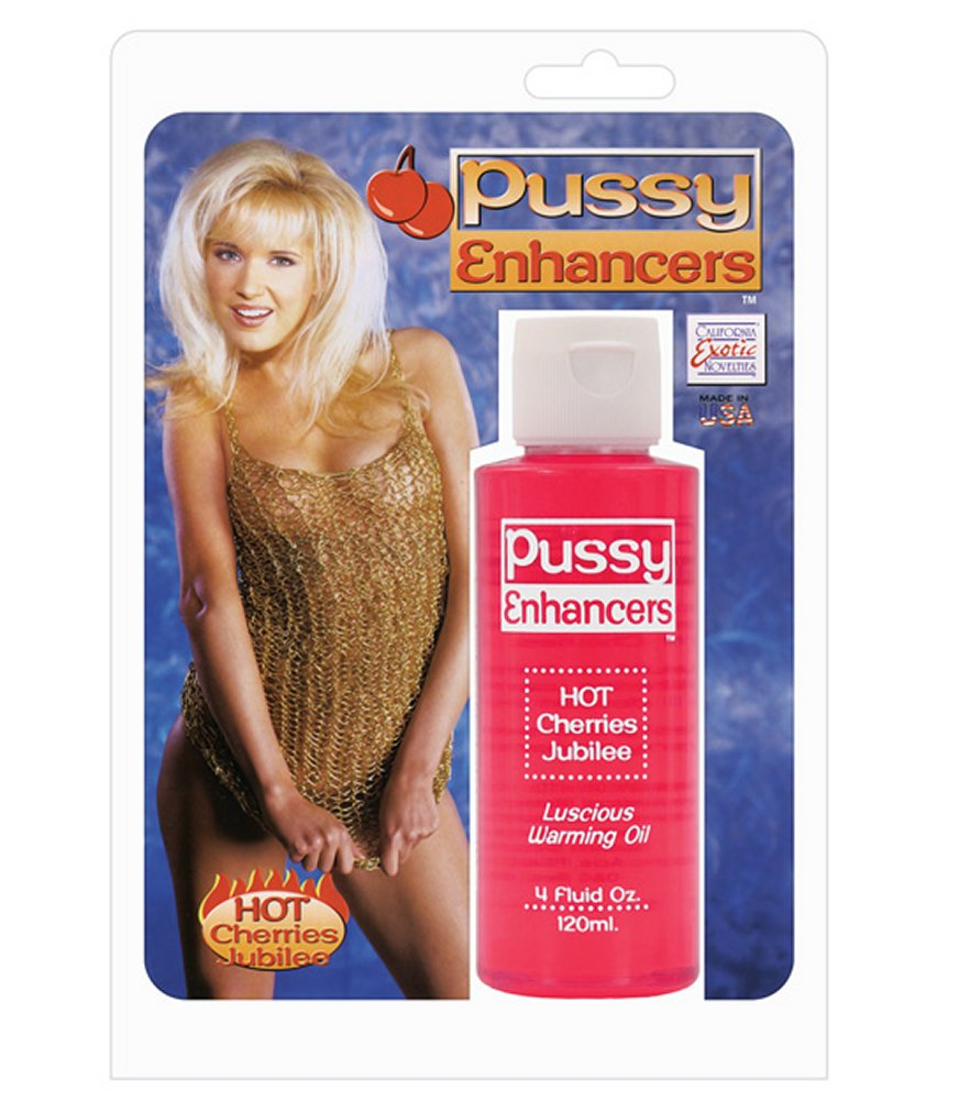 Pussy Enhancer Hot Cherries Jubilee