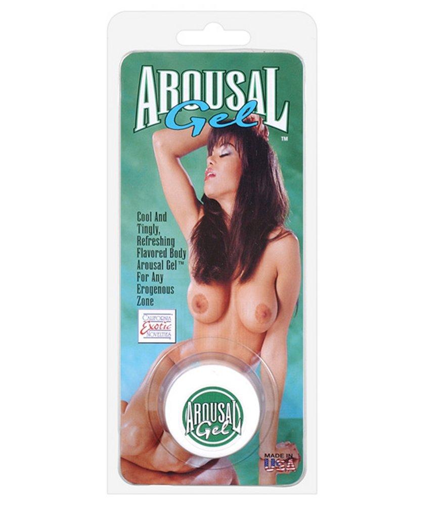 Mint Arousal Gel