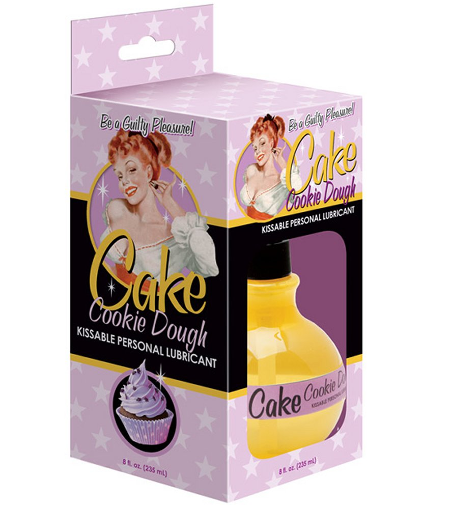 Cake Kissable Cookie Dough Personal Lubricant