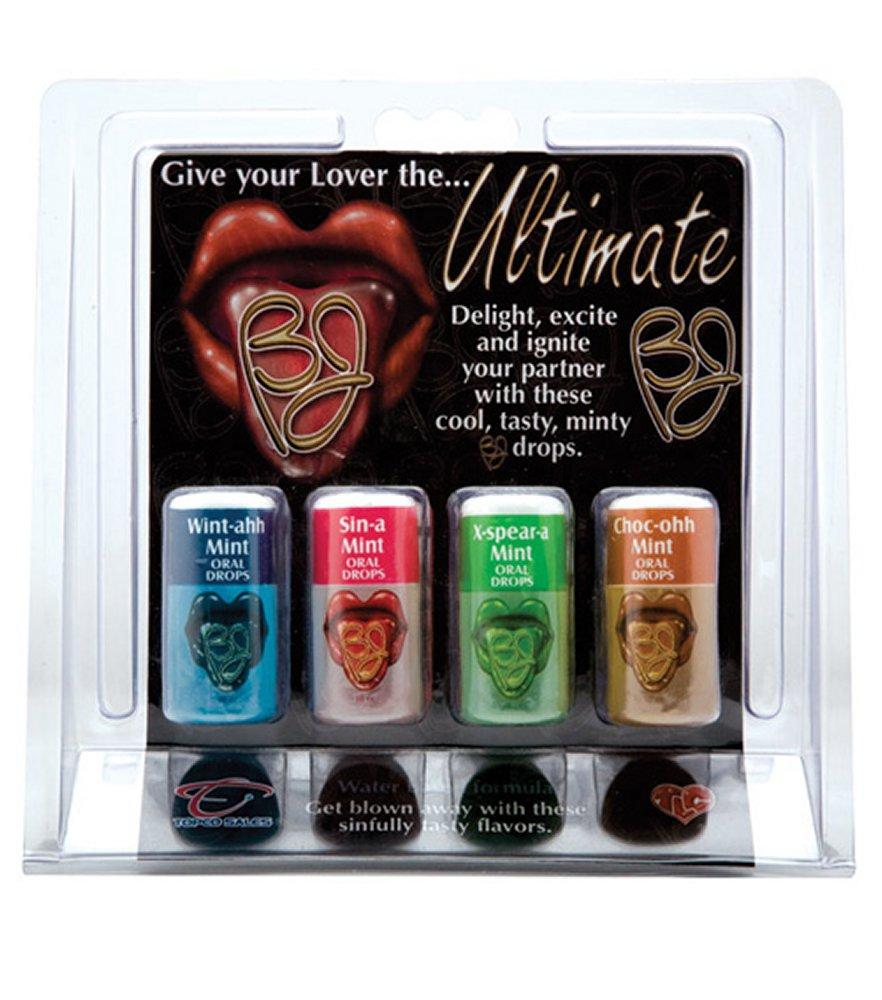 Ultimate Bj Drops 4 Flavors