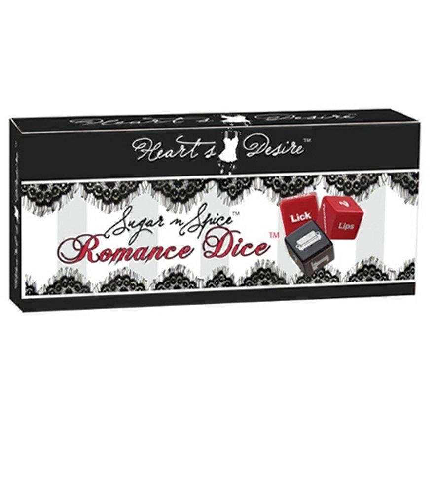 Heart's Desire Sugar N Spice Romance Dice