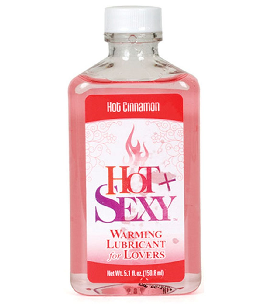 Hot & Sexy Cinnamon Flavored Warming Lube
