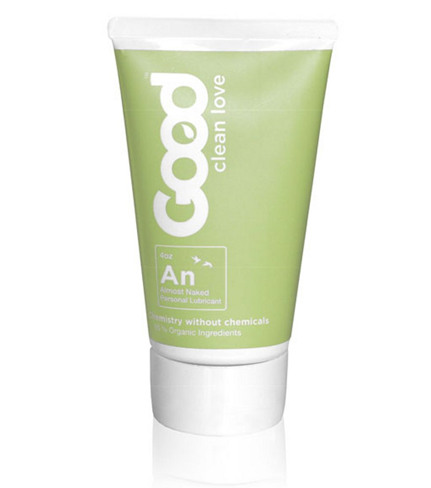 Good Clean Love Lemon and Vanilla Personal Lubricant