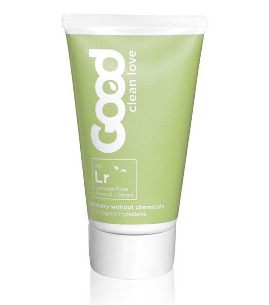 Good Clean Love Lavender Rose Personal Lubricant