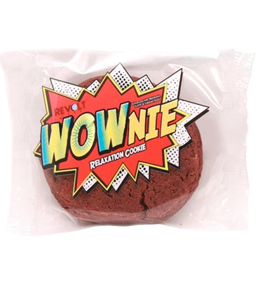 Wownie Brownie Relaxation Cookie