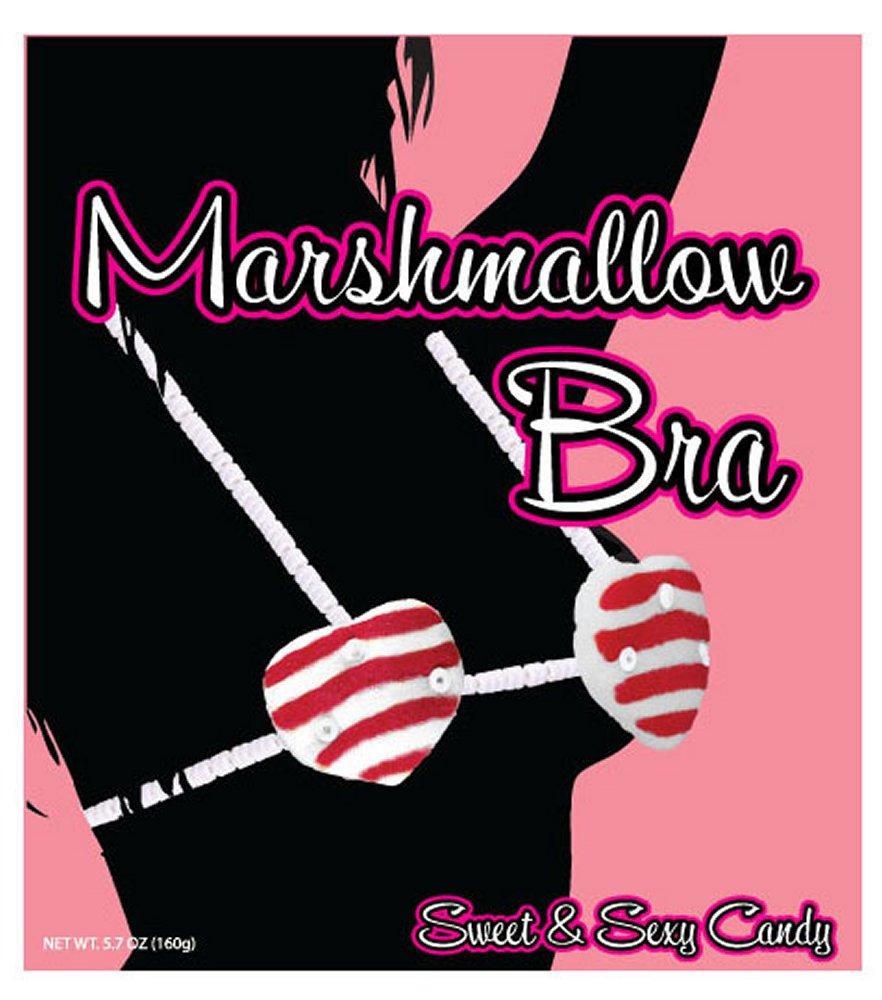 Marshmallow Bra